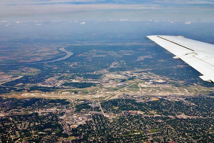 Missouri Airport Map Missouri Airports